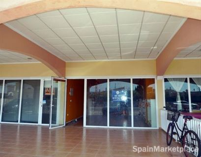 Las Marinas, local for sale